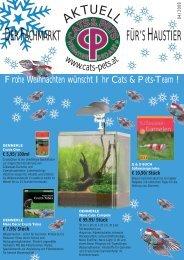 Cats & Pets Aktuell 4/200 - Katze & Du