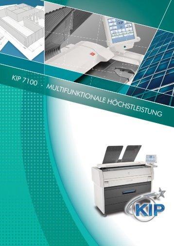KIP 7100 - Konica Minolta