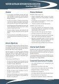WAGRA Annual Report 2008-2009 - Greyhounds WA - Page 5