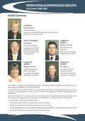 WAGRA Annual Report 2008-2009 - Greyhounds WA - Page 6