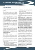 WAGRA Annual Report 2008-2009 - Greyhounds WA - Page 7
