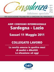 Speciale AIDP