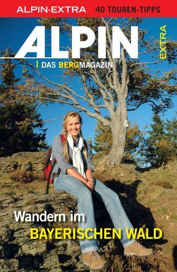 Wandern im BAYERISCHEN WALD - Alpin.de