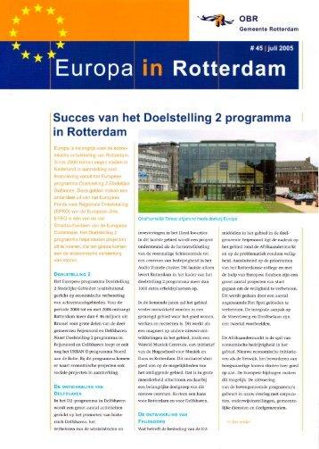 'Succes van het - Gemeente Rotterdam