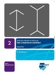 Download de Nederlandse digitale versie - Nhtv