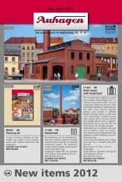GB New items 2012 - Auhagen