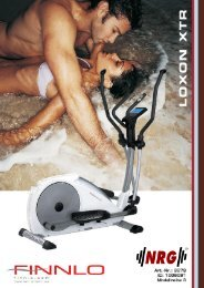 3279 Loxon XTR.indd - NRG fitness systems