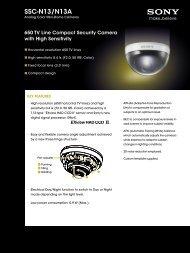 SSC-N13/N13A - Surveillance-Video.com