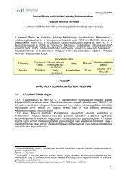 Mohács 93,8 MHz 1 Nemzeti Média- és Hírközlési Hatóság ...