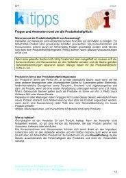 Download PDF - Konsumentenforum kf