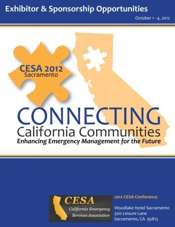 Exhibitor & Sponsorship Opportunities - CESA