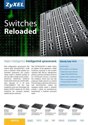 Switches - ZyXEL