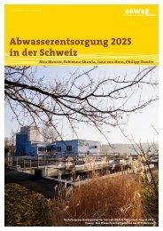 Abwasserentsorgung 2025 in der Schweiz - Eawag-Empa  Library
