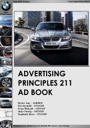 AD211 BMW Ad Analysis - Strongerhead