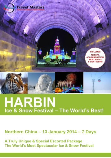 to view brochure - Travel Masters