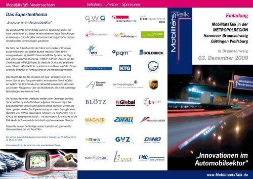 Download der Einladung zum Mobilitätstalk - RegJo