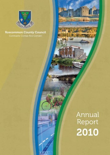 Roscommon County Council Annual Report 2010