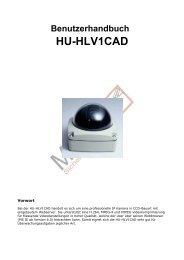 HU-HLV1CAD - Merk Sicherheitstechnik