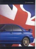 Subaru Impreza UK300 Special Edition - Page 4