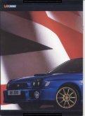 Subaru Impreza UK300 Special Edition - Page 5