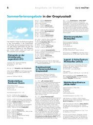 Quartierszeitung für die Gropiusstadt - Quartiersmanagement ...