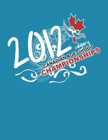 Calgary - Swimming Canada