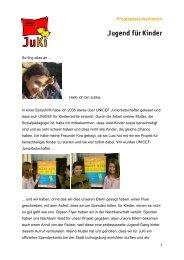 Projektdokumentation - KiFa - Kinder- und Familienbildung