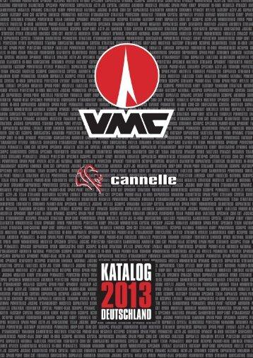 Katalog - VMC