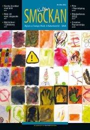 KULTURSMOCKAN nr 6/2011.pdf - SMoK - Sveriges Musik