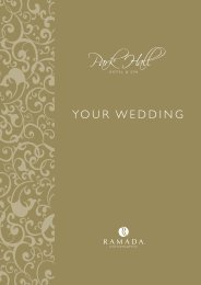 Download Asian Wedding PDF - Park Hall Hotel