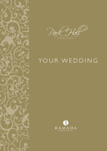 Download Asian Wedding PDF - Park Hall Hotel