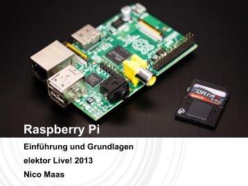 Software - Nico Maas