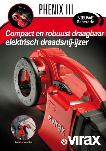 elektrisch draadsnij-ijzer