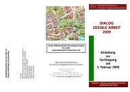 DIALOG SOZIALE ARBEIT 2009 - Fakultät V