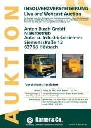 Anton Busch Gmbh