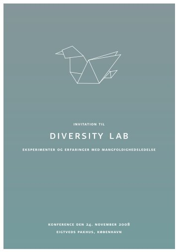 diversity lab - Ny i Danmark