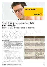 Astuce-MD - Conseils de bienséance autour de la communication