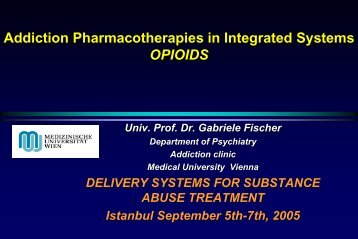 Buprenorphine - UCLA Integrated Substance Abuse Programs