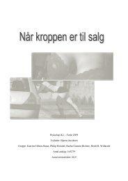 Samlet opgave PDF.pdf - Roskilde Universitet