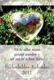 Seelenbilder-Kalender 2011 - Schirner Verlag