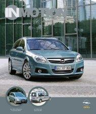 IN MOTION 14 FR - Opel