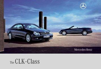 The CLK - Class - Mercedes-Benz Brunei