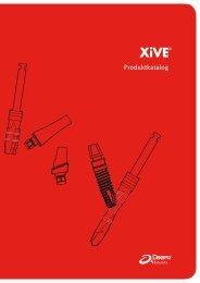 XiVE-Produktkatalog - Dentsply Implants