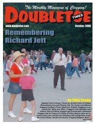 Remembering Richard Jett - Double Toe Times