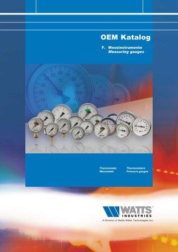 F - Watts Industries Deutschland