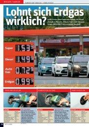 Lohnt sich Erdgas wirklich?