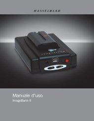 Collegamento di ImageBank-II - Hasselblad