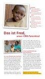 Fred, unser Cbm-Patenkind - Christoffel-Blindenmission - Seite 2