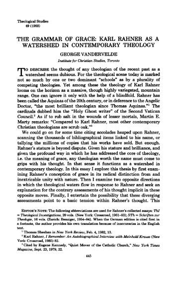 a study of the genesis theology The genesis creation narrative is the creation myth of both judaism and christianity two creation stories are found in the first two chapters of the book of genesis in the first elohim, the hebrew generic word for god, creates the heavens and the earth in six days, then rests on, blesses and sanctifies the seventh in the.