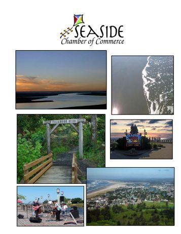 Download Our Membership Form - Seaside Chamber of Commerce